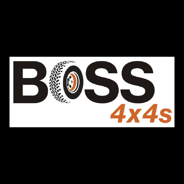 BOSS 4x4s
