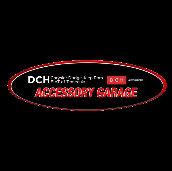 DCH Accessory Garage