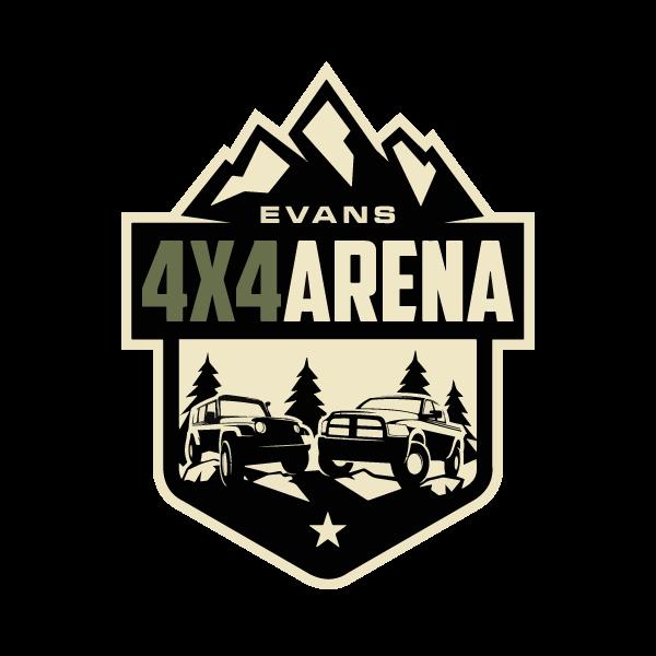 Evans Arena Jeep Ram